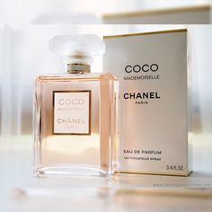 COCO Mademoiselle Perfume Sexy, fresh Oriental fragrance recalls the irrepressible spirit of the young Coco Chanel! An elegant, luxurious spray closest in strength and character to the parfum form. It's brand new and the box is sealed! 100ml/3.4 FL.OZ Authentic! CHANEL Makeup