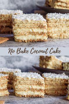 Fun Baking Recipes, Cake Recipes, Dessert Recipes, Vegan Recipes, Cooking Recipes, Baking Ideas, Dessert Ideas, Cake Ideas, Yummy Recipes