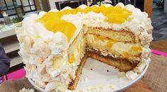 Torta chajá, entrerriana y uruguaya