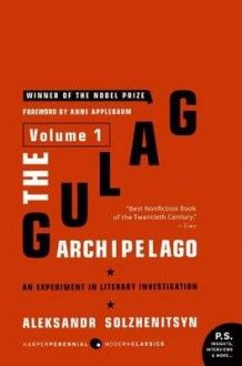 The Gulag Archipelago: Experiment in Literary Investigation v. 1 av Aleksandr Solzhenitsyn (Heftet)