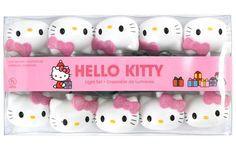 Hello Kitty Christmas Lights