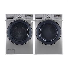 lg appliances washer and dryer set