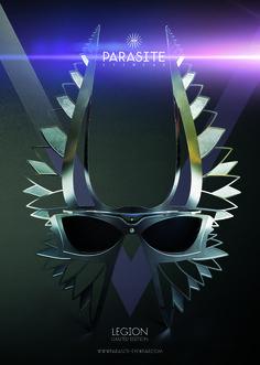 Limited Edition Legion by Parasite Eyewear