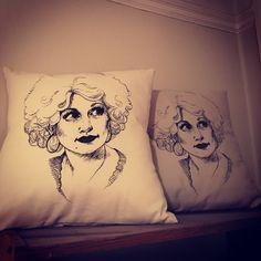 Dolly pillows