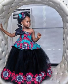 Ankara Styles for Little Kids