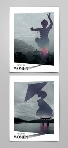 Gráfica Editorial / Focus On Women / Publicación Digital To Set Out juannavarro.jnt@gmail.com