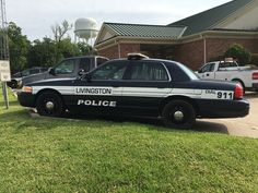 Livingston Police Department Ford Crown Victoria (Texas)