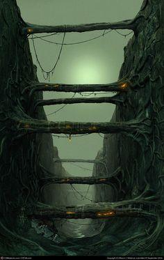 Alienware Entry by Marcin J. Nikiforuk | 3D | CGSociety