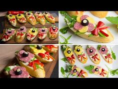 Flower Snacks - quick snacks for the party Snacks Für Die Party, Party Trays, Party Buffet, Appetizer Recipes, Appetizers, Chapati, Quick Snacks, Antipasto, High Tea