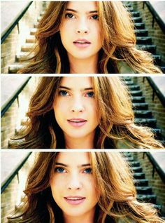 Shelley Hennig as Malia Tate in Teen Wolf 320 Echo House. Naturally gorgeous!