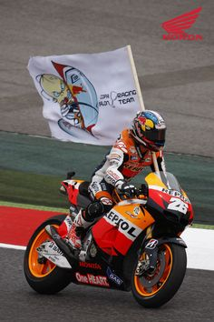 49e243ce2b7481 2012 Moto GP Round 5 at Catalunya. Picture features  26 Dani Pedrosa after  he