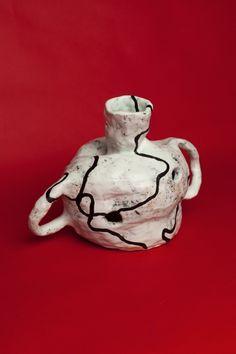 errorezine:  Pau Sampera. Ceramics, 2014
