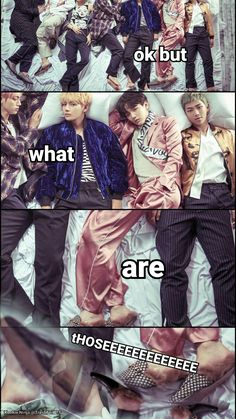 I LOVE THE CONCEPT BUT WHAT-   BTS