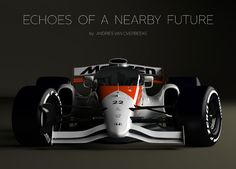 McLaren-Honda Formula 1 amazing concept, created to visualize what cars could look like with a closed cockpit. Images credit Andries van Overbeeke The… Formula 1 2017, Formula 1 Car, Auto F1, Honda, Super Sport Cars, Super Car, Mercedes, F1 Drivers, Transportation Design