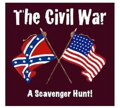 In this highly engaging lesson, students complete a Civil War scavenger hunt that focuses on the amount of life lost in the horrific war. 6th Grade Social Studies, Social Studies Classroom, Social Studies Resources, History Classroom, Teaching Social Studies, History Teachers, Teaching History, Classroom Fun, Future Classroom