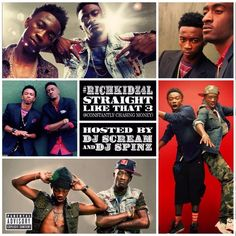 "Now Booking ""Rich Kidz"" for your next event. visit DiamondHausbookin... to submit offers. Follow us on Twitter: @DHBooking"