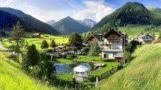 Hotel Alpengarten (Mallnitz) - Austria Austria, Trip Advisor, Golf Courses, Places To Go, Mountains, Travel, Alps, Voyage, Viajes