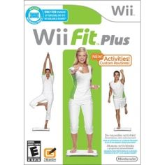 Wii Fit Plus Nintendo Wii Game