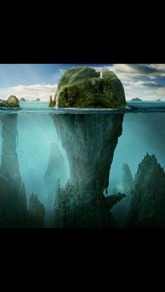 La vie  sous l'eau