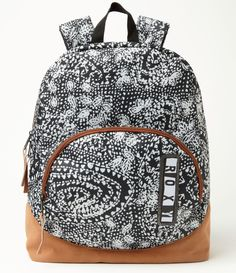 Backpacking across Europe? Let's go! #westfieldstyle Roxy backpack