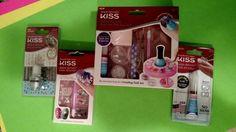 KISS Salon Acrylic Nails and Nail Art Kits - See Swatches Below>
