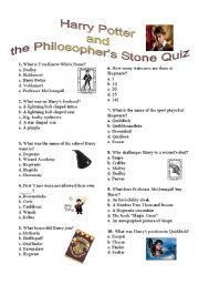 Harry Potter And The Philosopher S Stone Quiz Harry Potter Harry Potter Activities Literary Tattoos Harry Potter