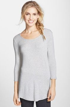 Beyond Yoga Crossback Tunic available at #Nordstrom