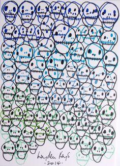 Een uniek en origineel werk van Young British Artist Hayden Kays. In zeer heldere kleuren uitgevoerd en gesigneerd door de kunstenaar zelf. Unica! Dit werk wordt geleverd met handgeschreven en gesigneerd COA door Hayden Kays zelf. Originele stifftekening Formaat: A4 Gesigneerd en gedateerd door Hayden kays Hayden Kays is een jonge streetart-kunstenaar uit Londen behorende tot de stroming: Young British Artists. Hij heeft inmiddels al internationale bekendheid verworven. De godfather van ...