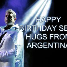 From Adriana Rueda in Argentina (swipe the post for more) thanks! #happybirthdayseb #sebsoloalbum #teamseb #sebdivo #sifcofficial #ildivofansforcharity #sebastien #izambard #sebastienizambard #ildivo #ildivoofficial #singer #band #musician #music #concert #composer #producer #artist #french #france #instamusic #amazingmusic #amazingvoice