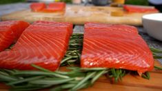 One of the best combinations of flora and fauna returns with this classic cedar plank recipe. With a wonderful hint of cedar flavor, a bed of rosemary, and a sprinkle or two of spices we find our mouths watering once again. This dish is best served around a table of friends. Copper River Salmon, Grilled Salmon Recipes, Sockeye Salmon, Cedar Planks, Picnic Foods, Mouths, Smoked Salmon, Recipe Using, No Cook Meals