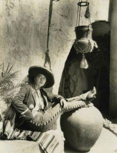 Dorothy Mackaill.  Bizarre Los Angeles.