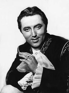 Fritz Wunderlich in 'Der Barbier von Sevilla' von Rossini.