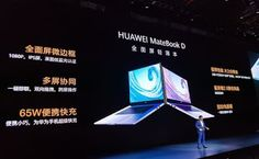 MateBook D 14 and D 15 New Laptops From Huawei