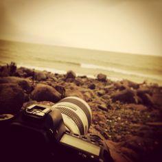 Camera & Sea