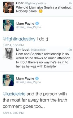 Step one: Apply ice to that burn. Step two: sit back and let that burn conquer over you. Step three: lol that ice aint gonna work, honey. Liam Payne just burned you.