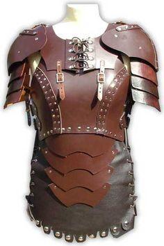 Leather Armor Armors And Armour On Pinterest