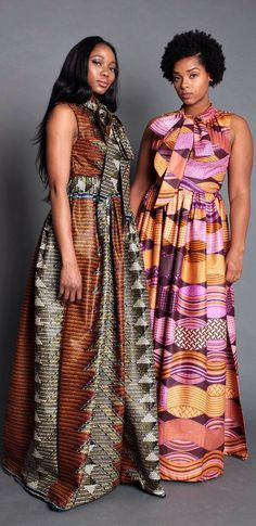 THE PAULINE Sleeveless Maxi Dress in Coral and Purple. An Elegant, cultural and figure flattering sleeveless maxi dashiki dress in a vibrant fabric. Keyhole neckline can be opened up by adjusting the button at neck. Ankara | Dutch wax | Kente | Kitenge | Dashiki | African print bomber jacket | African fashion | Ankara bomber jacket | African prints | Nigerian style | Ghanaian fashion | Senegal fashion | Kenya fashion | Nigerian fashion | Ankara crop top (affiliate)