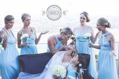 Bridesmaid Dresses, Wedding Dresses, Solomon, Makeup, Fashion, Bridesmade Dresses, Bride Dresses, Make Up, Moda