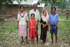 Jesus' power and redeeming love brought hope to this family! Now they are on their feet again, and God even provided a new place for them to live. Read their story.