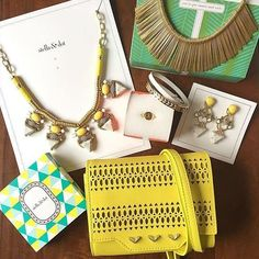 Just a few items from the Stella & Dot Spring 2016 spring capsule. Each is under $79! www.stelladot.com/elainemarshall