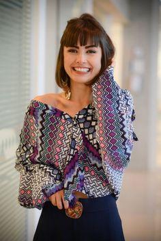 Franjas: Modernas, retrô, ousadas - tem uma pra cada estilo de mulher
