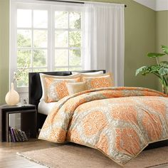 Intelligent Design Senna Comforter And Decorative Pillow Set|Designer Living