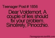 Pinnochio knows what's up! Cartoons Love, Disney Cartoons, Voldemort, Fix You, Hilarious, Funny, Teenager Posts, Laugh Out Loud, I Laughed