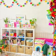 Toddler girl room - I moved some furniture around for today's spring tour, hosted by I'd be honored if you came to visit ☺ xo (link in…