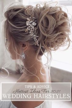 36 Hottest Bridesmaid Hairstyles For 2021 + Tips & Advice ♥ Check out bridesmaid hairstyles for any hair length here. Inspiration for elegant updos, curls and even mismatched hairstyles for your girls. #wedding #hairstyles #weddingforward #bride #weddingbeauty #bridesmaidhairstyles #bridalhair