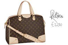 Retiro Louis Vuitton borsa tracolla - #bag