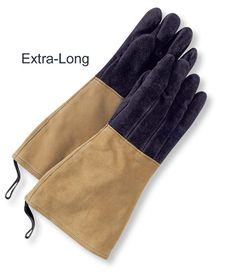 Amazon.com : SpitJack Deluxe Fireplace & Barbecue Gloves : Bbq ...