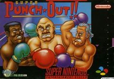 Complete Super Punch-Out! - SNES