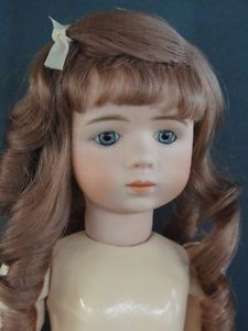 Antique-French-Bisque-ALBERT-MARQUE-Reproduction-doll-14-Made-in-France