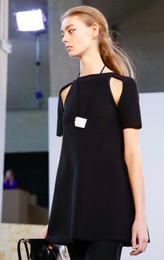 prada-milahno: Detail at Céline Spring 2015 Ready-to-wear